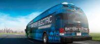 معرفی اتوبوس برقی سال ۲۰۱۷