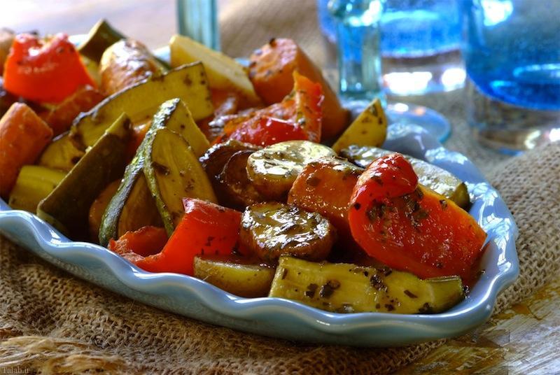 تصمیم به بخارپز کردن سبزیجات دارید؟