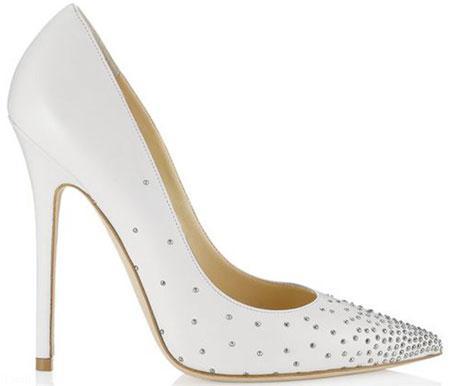 مدل های شیک کفش عروس