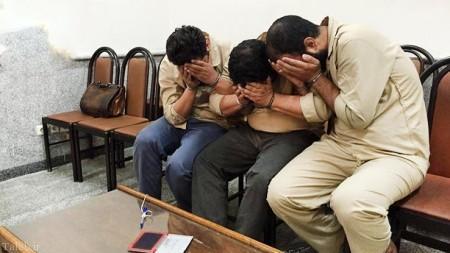 دستگیری مردان دختر ربا و متجاوز به زنان تهرانی