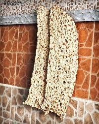 ابتکار نانوای با نان سنگک 3 متری در ایران + تصویر