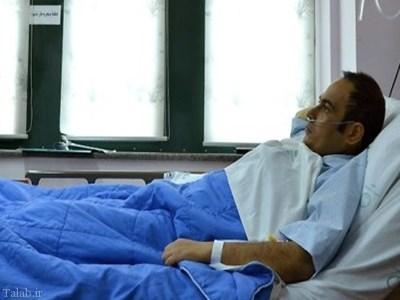 رضا داوودنژاد به اشتباه پزشکی به کما رفتم !