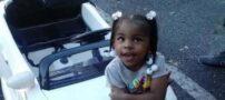 پلیس کودک 3 ساله را جریمه کرد (+عکس)