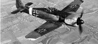 مشخصات هواپیمای FW190