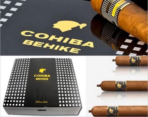 گرانقیمت ترین سیگار جهان (عکس)