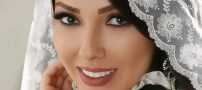تصاویر از مراسم عروسی خواهر لیلا اوتادی