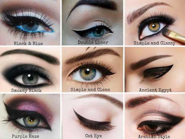 برای داشتن چشمهایی زیبا…