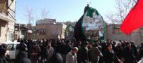 رسومات شهر تفرش در تاسوعا و عاشورای حسینی