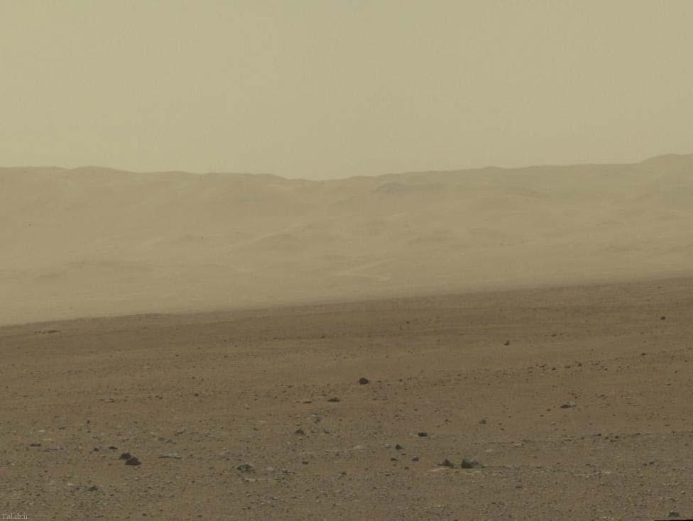 تصاویر از سطح کره مریخ برای علاقه مندان
