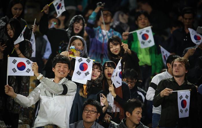 ترس بازیکن تیم ملی کره جنوبی از ایران (+عکس)