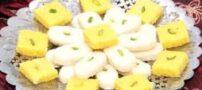 آموزش پخت شیرینی بادامی