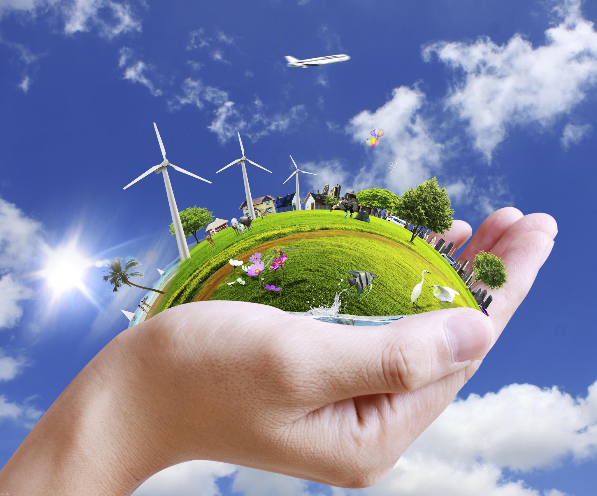 شعری زیبا در مورد بهداشت محیط