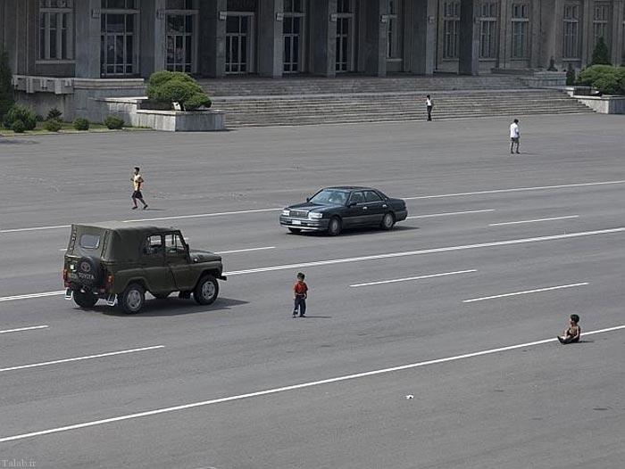 عکاس مشهوری که اخراج شد از کره شمالی (+عکس)