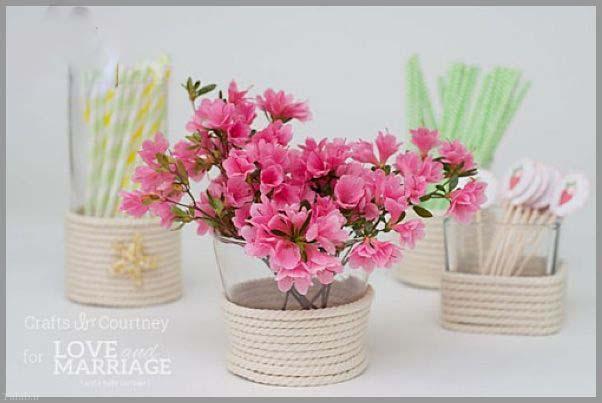6 نکته درباره ی گلدان های کریستال