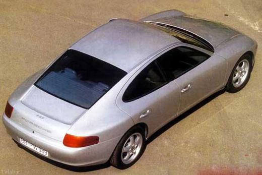 مشخصات خودرو پورشه 989 سدان !+ تصاویر