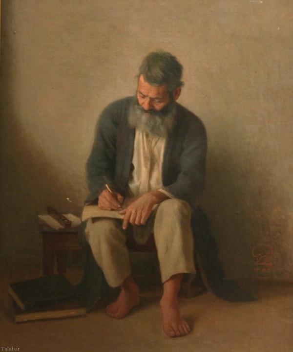 بیوگرافی اسماعیل آشتیانی