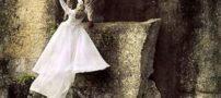 تصاویری از عروس و داماد پرهیجان در مکان های ترسناک