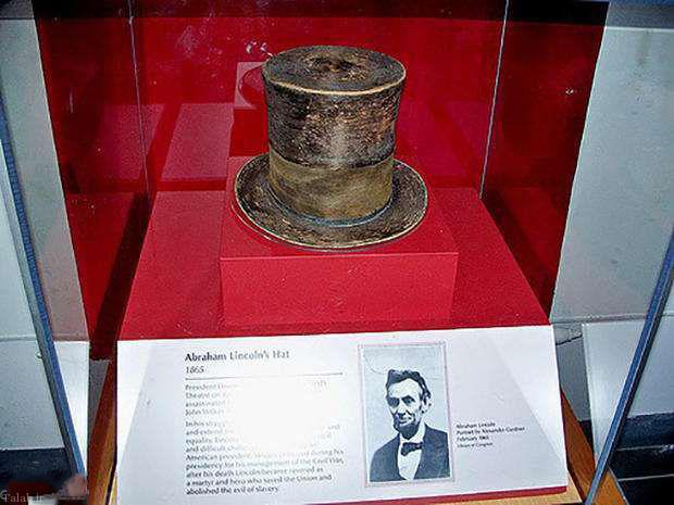هشت کلاه معروف تاریخی را ببینید (+عکس)