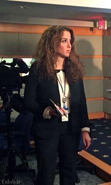 زن ایرانی سخنگوی وزارت خارجه آمریکا شد