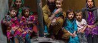 قبیله جالب و عجیب در افغانستان (+عکس)