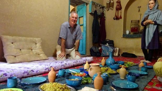 تجربه سفر به ایران از زبان گردشگر نیوزیلندی (+عکس)