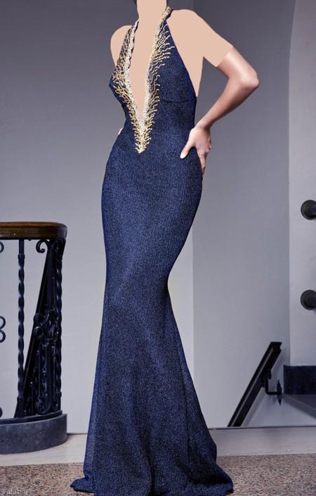 مدل لباس های مجلسی بلند زیبا و ماکسی