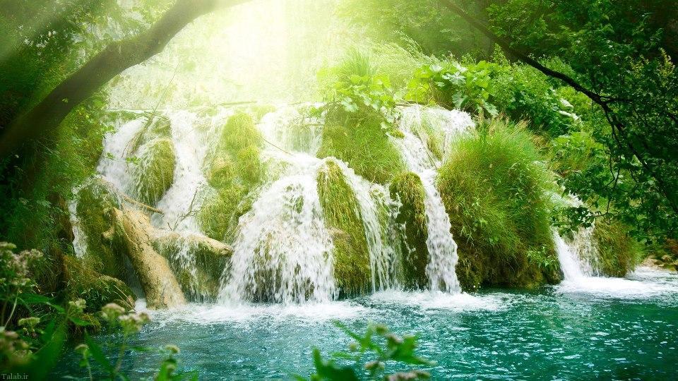 داستان زیبای چشمه