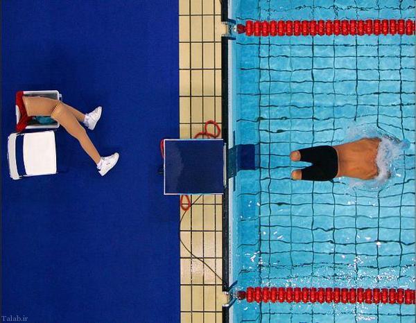 تصاویری دیدنی از دنیای ورزش