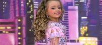 تصویری از دختربچه مدلینگ که میلیونر شد