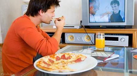 تغییراتی در عادت های غذایی