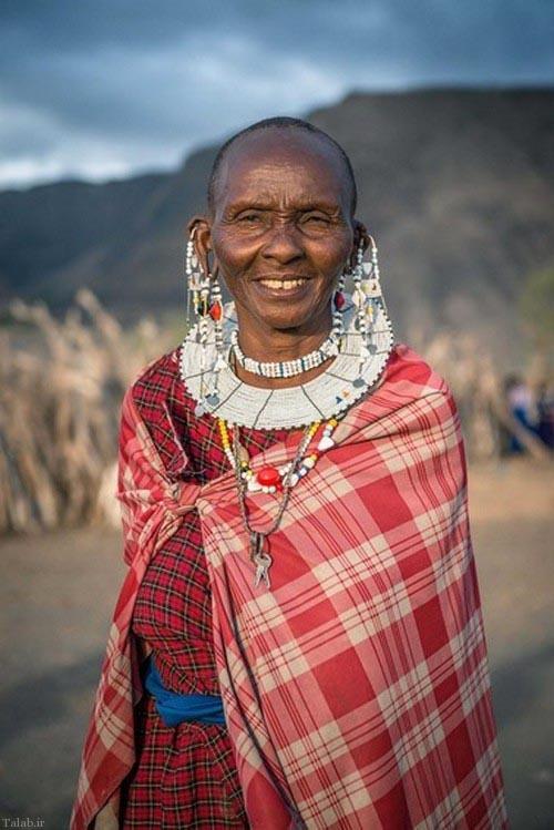 فرهنگ و نوع زندگی مردم قبیله رومانی به روایت تصویر