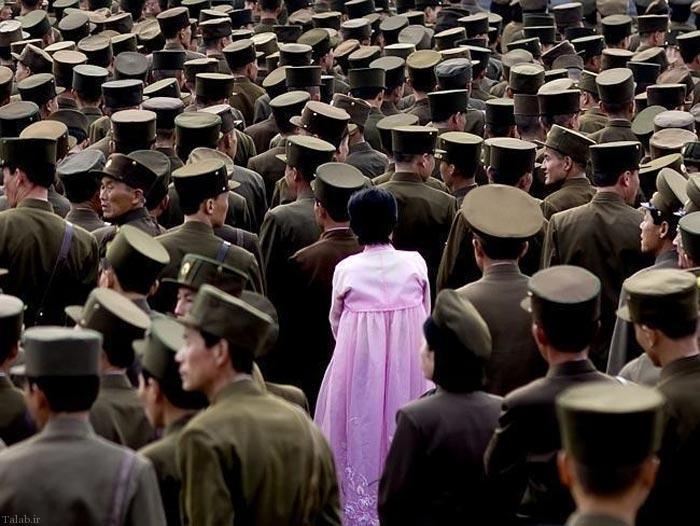 عکاس مشهور اخراج شده از کره شمالی (+عکس)