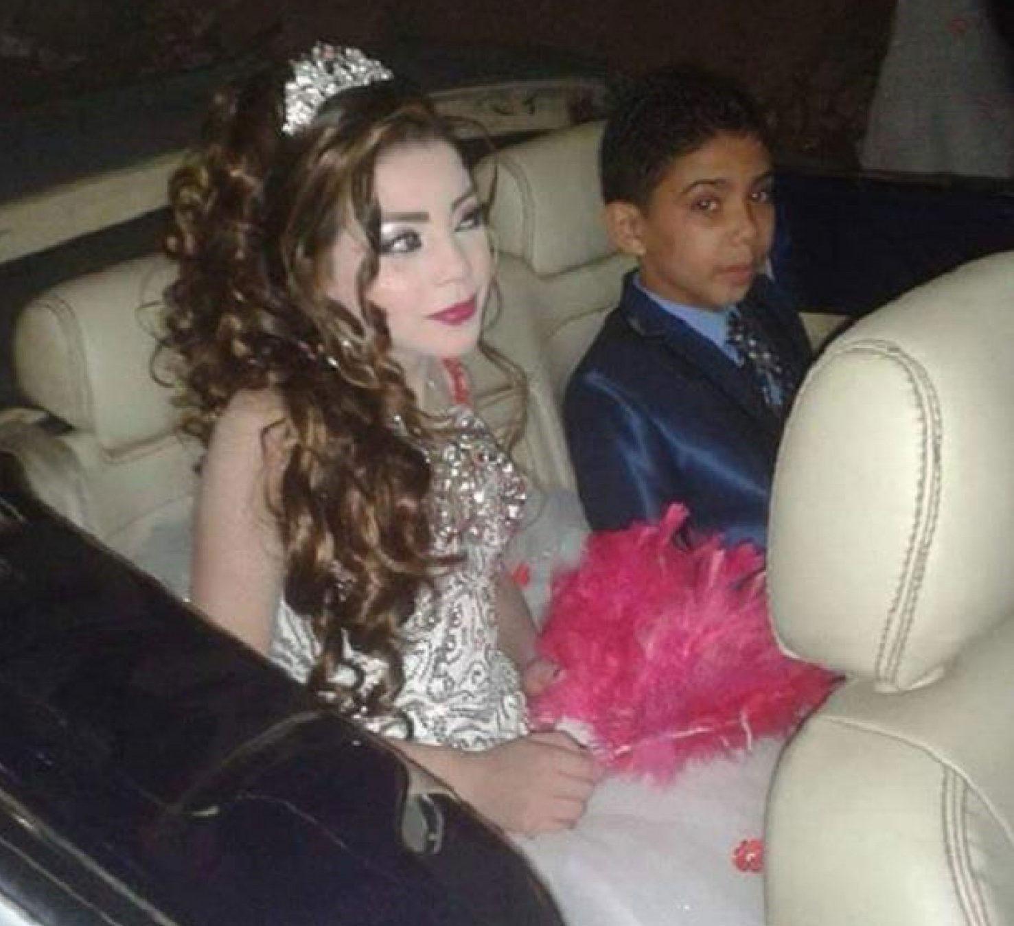 خبر جنجالی ازدواج پسر ۱۲ ساله با دختر ۱۱ ساله