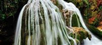 تصاویری از آبشار جادویی و شگفت انگیز بیگار