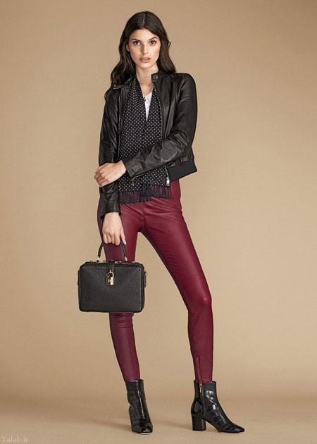 ست کامل کیف و کفش و لباس دولچه گابانا (+عکس)