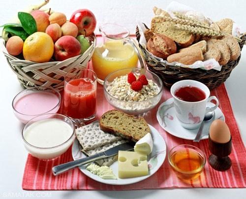 نکاتی در مورد تغذیه غذاهای شیرین
