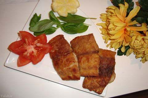 آموزش بهتر طبخ ماهی