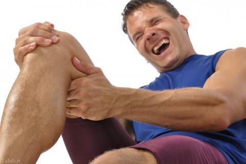 گرفتگی عضلانی در هنگام شروع ورزش