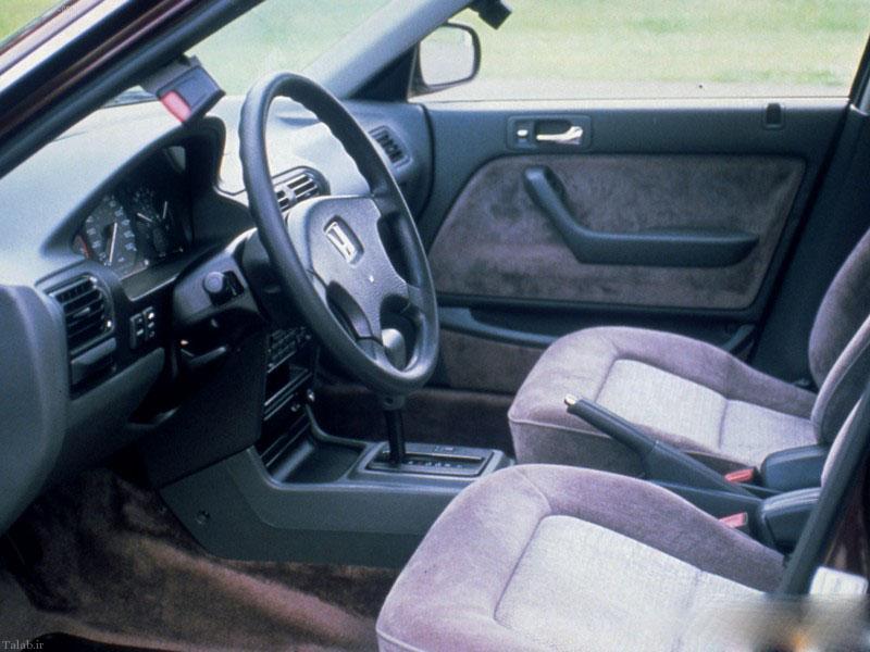 دانستنی ها در مورد ماشین هوندا آکورد (+عکس)