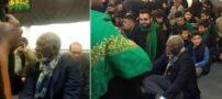 حضور هنرپیشه هالیوود در عزاداری عاشورای حسینی (+عکس)