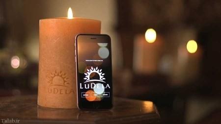 ساخت شمع هوشمند مجهز به وای فای کنترل از راه دور