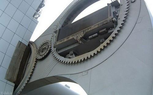 غول آسا ترین آسانسور دنیا (+عکس)
