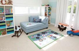تمهای خلاقانه برای اتاق کودکان