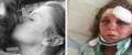 پرخاشگری وحشیانه نامزد این دختر +18