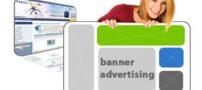 تبلیغات بنری در بهترین مکان سایت