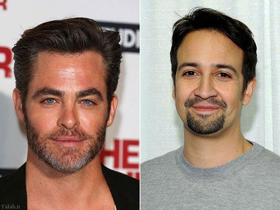 بررسی چهره های هم سن هالیوودی (+ تصاویر)