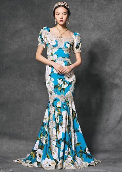 شیک ترین لباس مجلسی خارجی زنانه