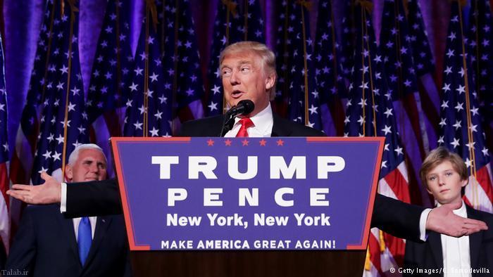 دونالد ترامپ ریئس جمهور آمریکا را بهتر بشناسید
