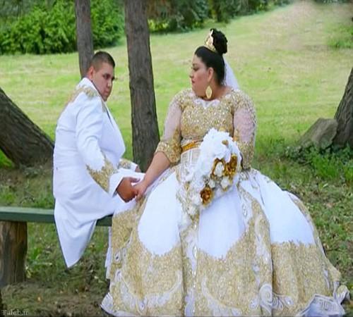 پرخرج ترین عروسی در دنیا (+عکس)