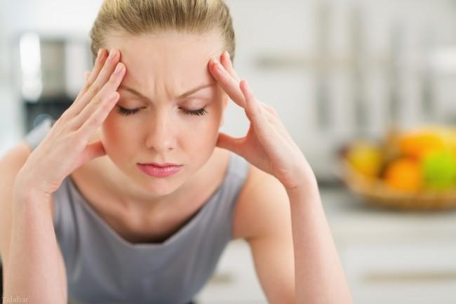 اثرات استرس مزمن